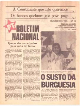 Boletim Nacional do PT