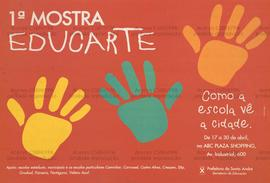 1 Mostra Educarte  (Santo André (SP), Data desconhecida).