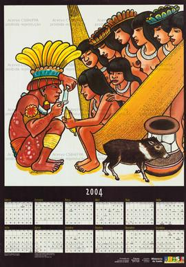 [calendario] 2004  [B] (Local desconhecido , 2004).